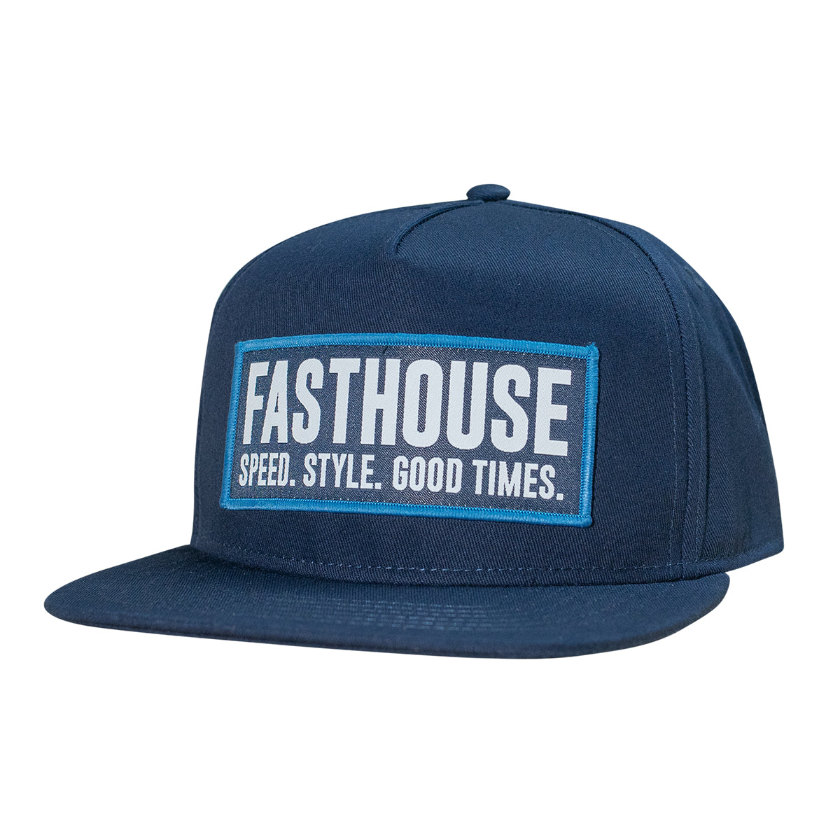 Fasthouse - OG Box Hat - Navy