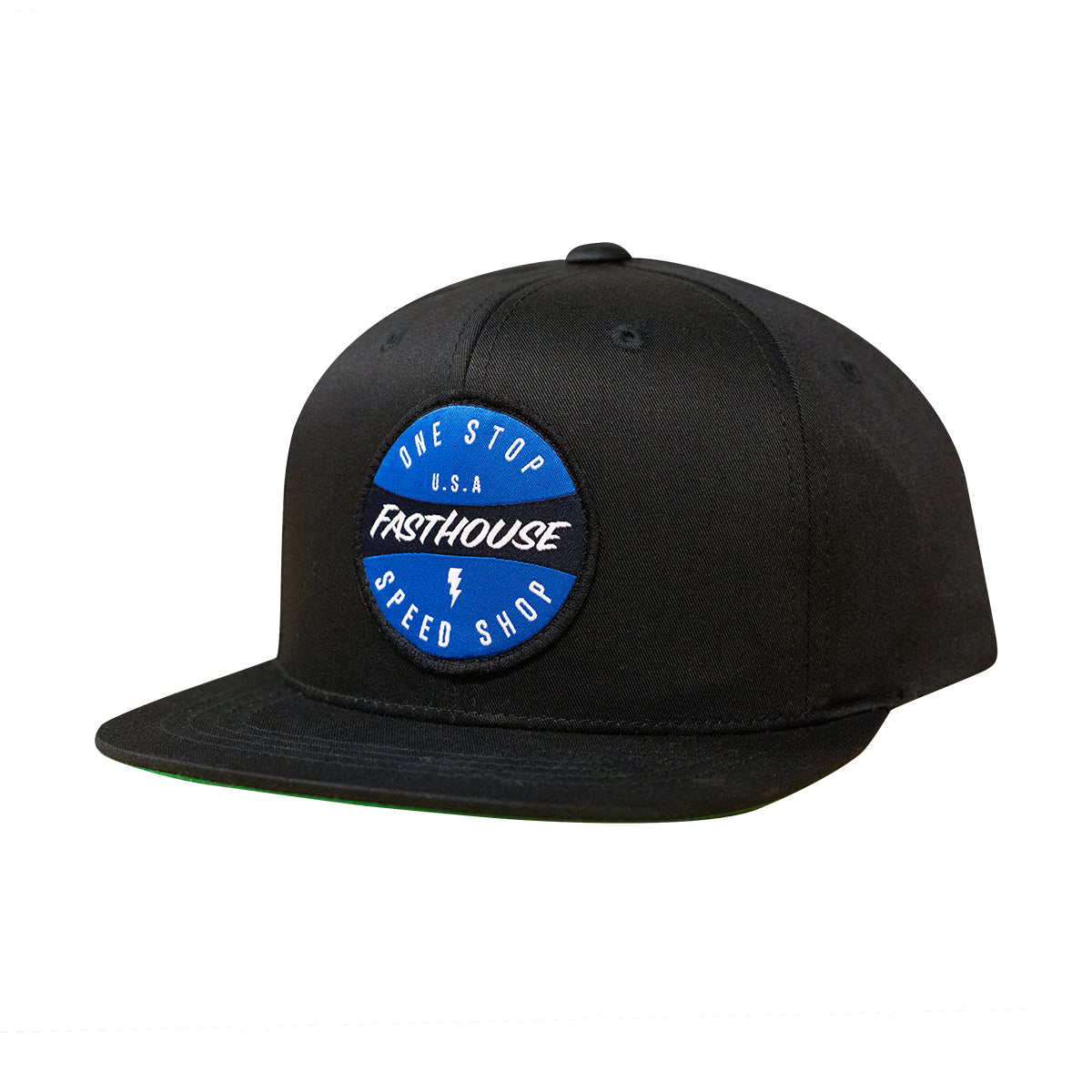 Fasthouse - One Stop Youth Hat - Black