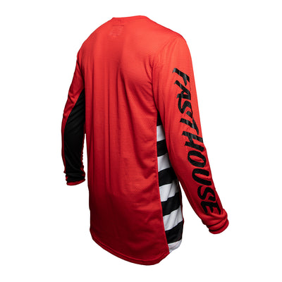 Fasthouse - Originals Air Cooled L1 Jersey - Red