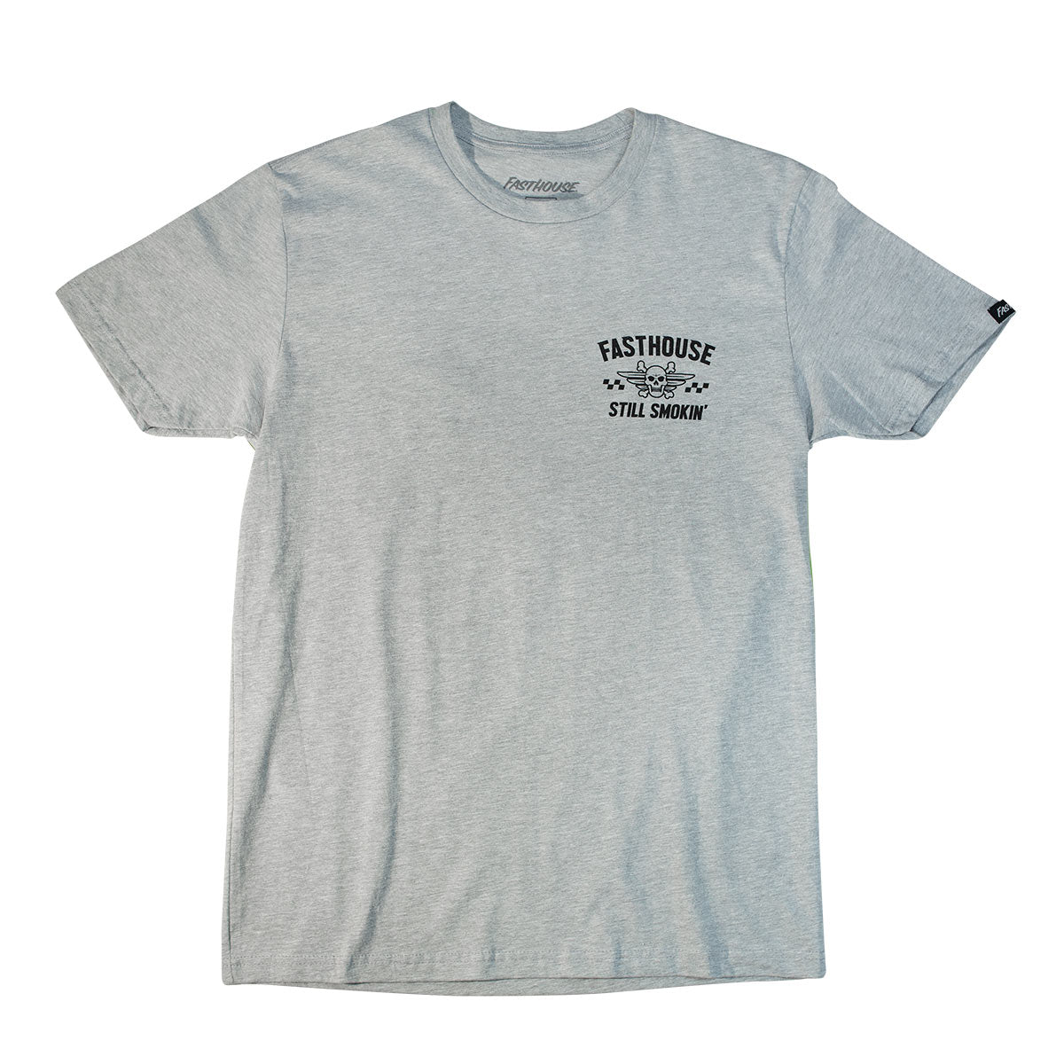 Octane Tee - Heather Grey