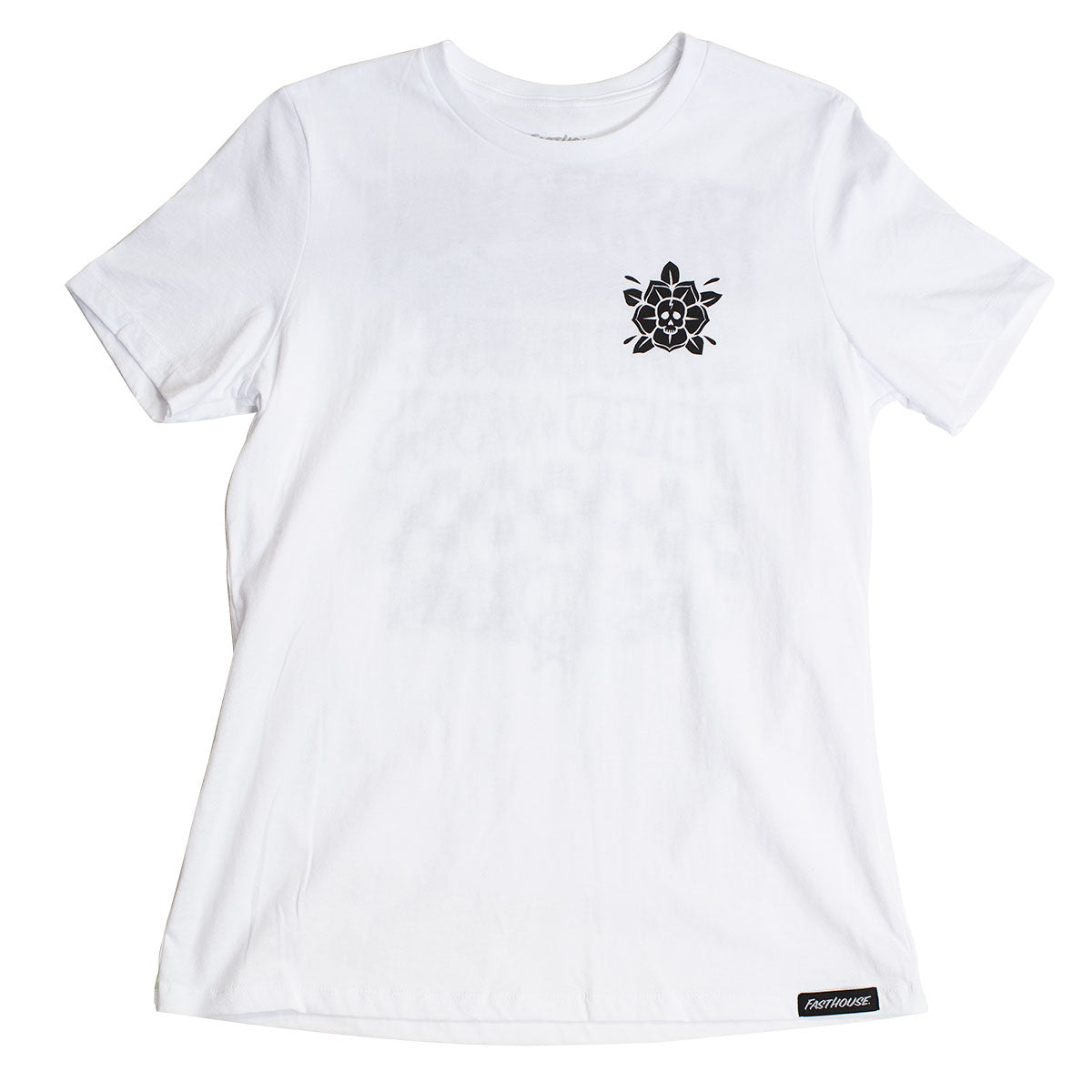 Omen Womens Tee - White