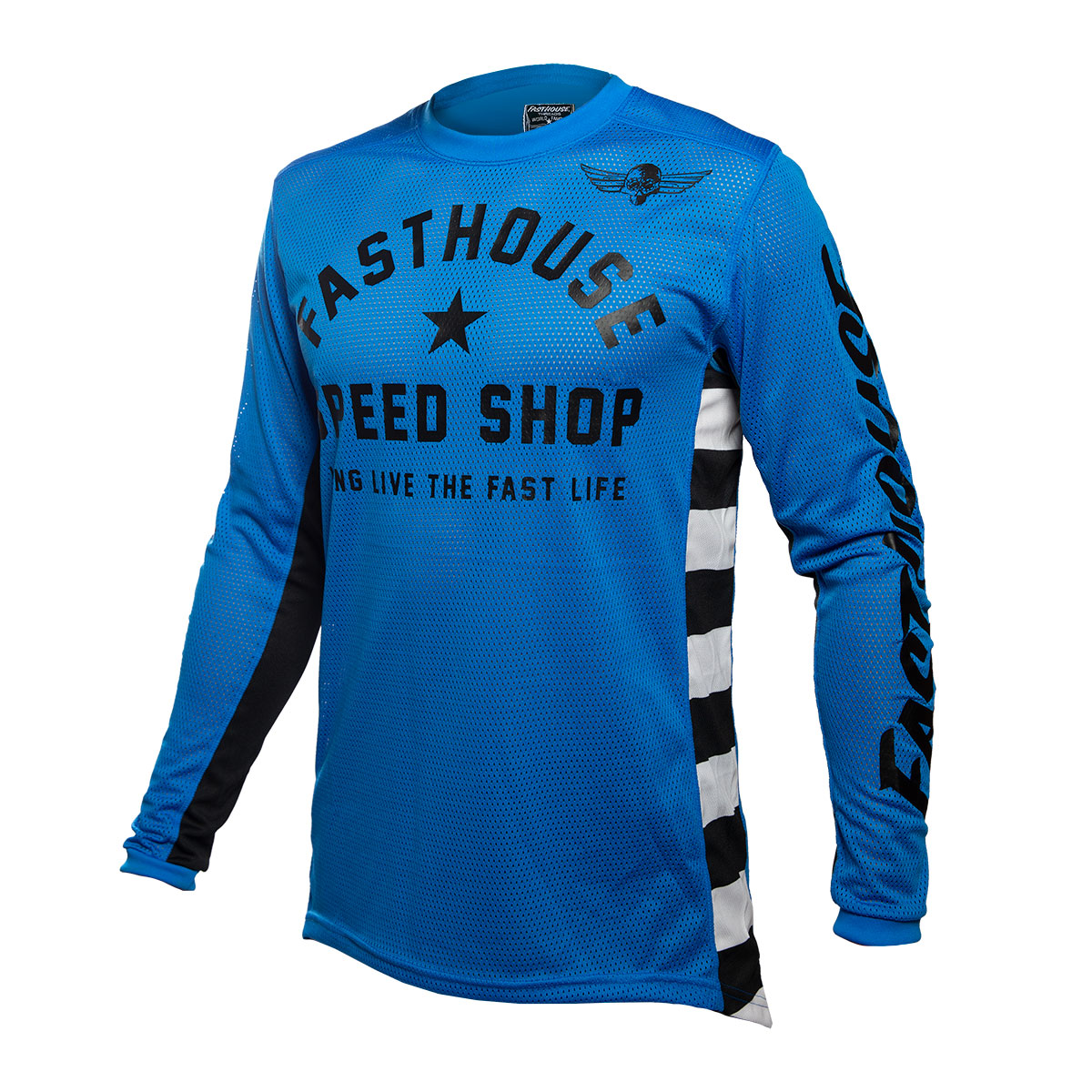 Fasthouse - Originals Air Cooled L1 Jersey - Blue