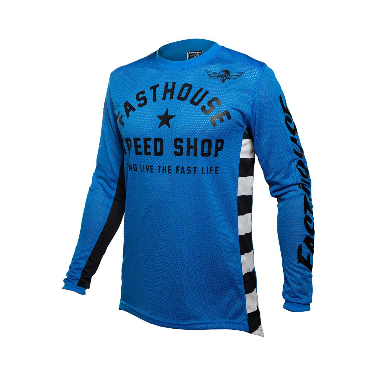 Fasthouse - Originals Air Cooled L1 Youth Jersey - Blue
