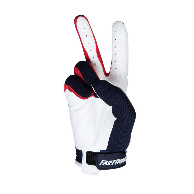 Fasthouse - Speed Style Patriot Youth Glove - Navy