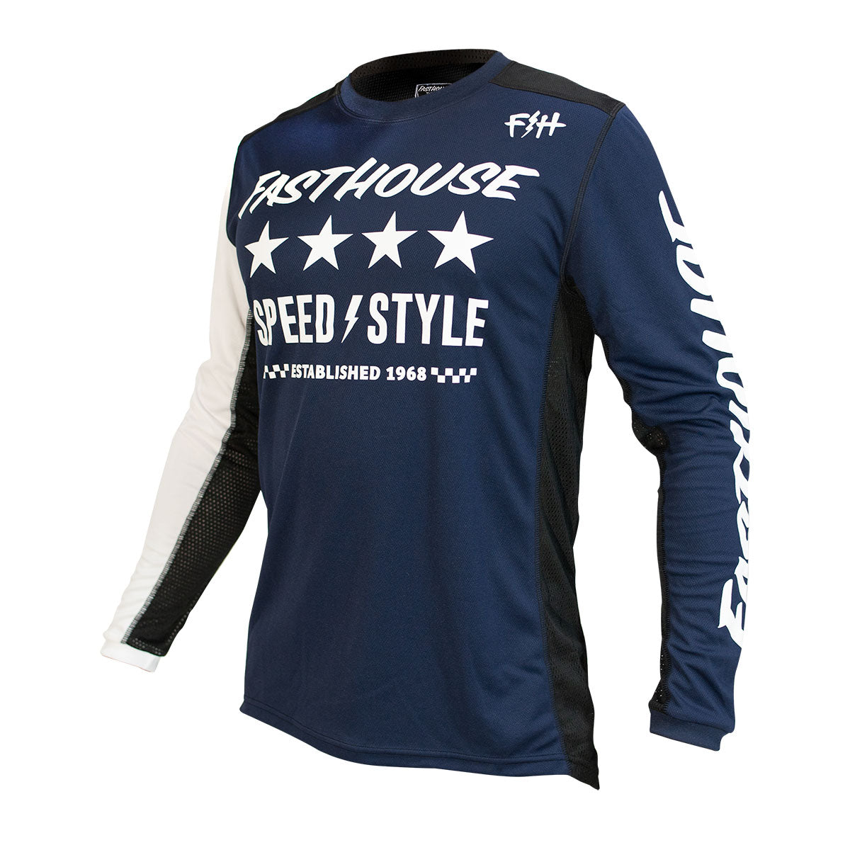 Fasthouse - Phantom Alpha Jersey - Navy