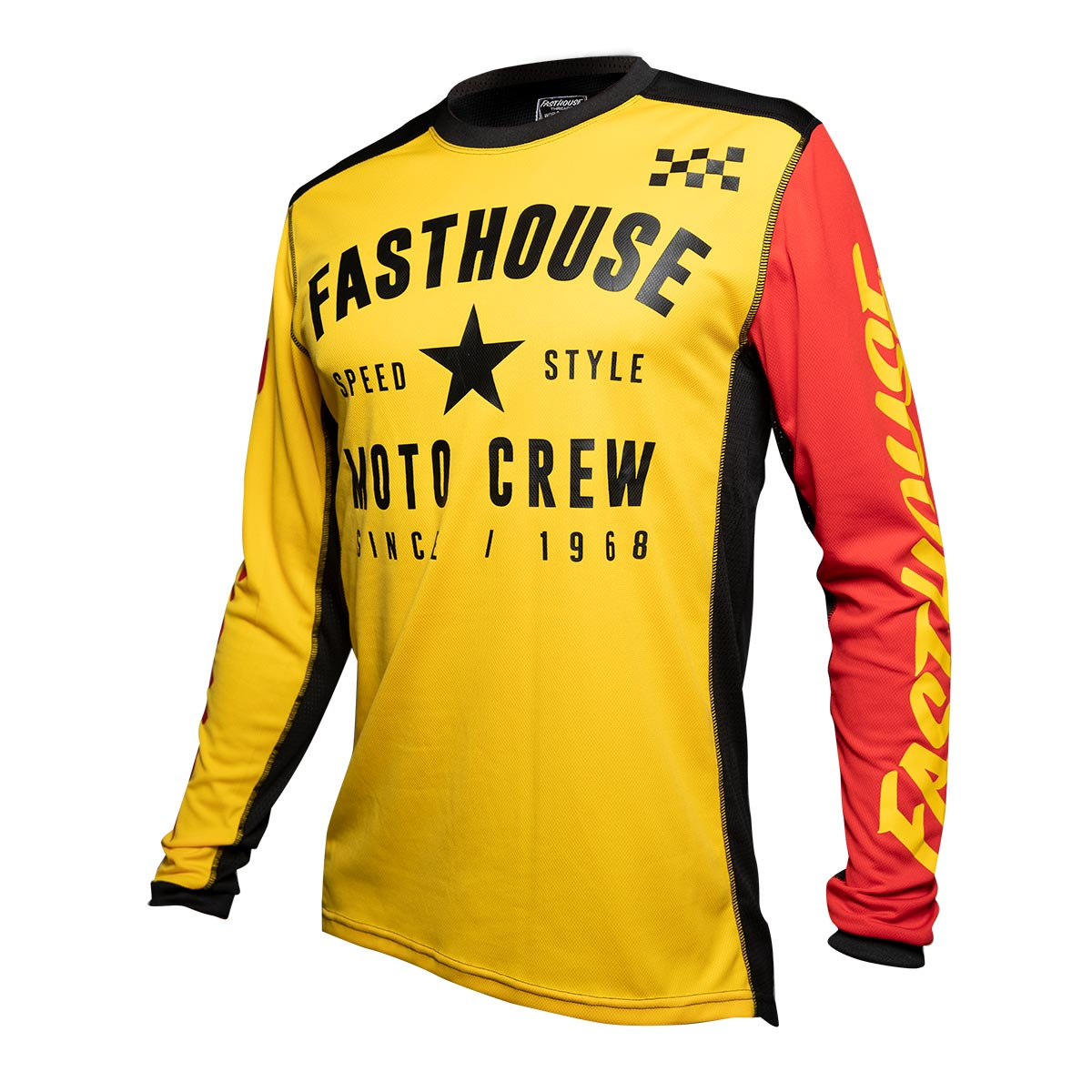 Fasthouse - Phantom Jersey - Yellow