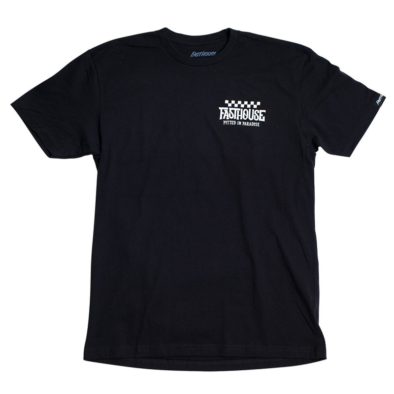 Pitted Tee - Black