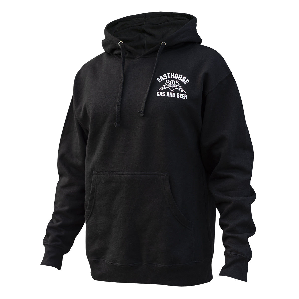 Fasthouse - 805 Podium Pullover Hoodie - Black