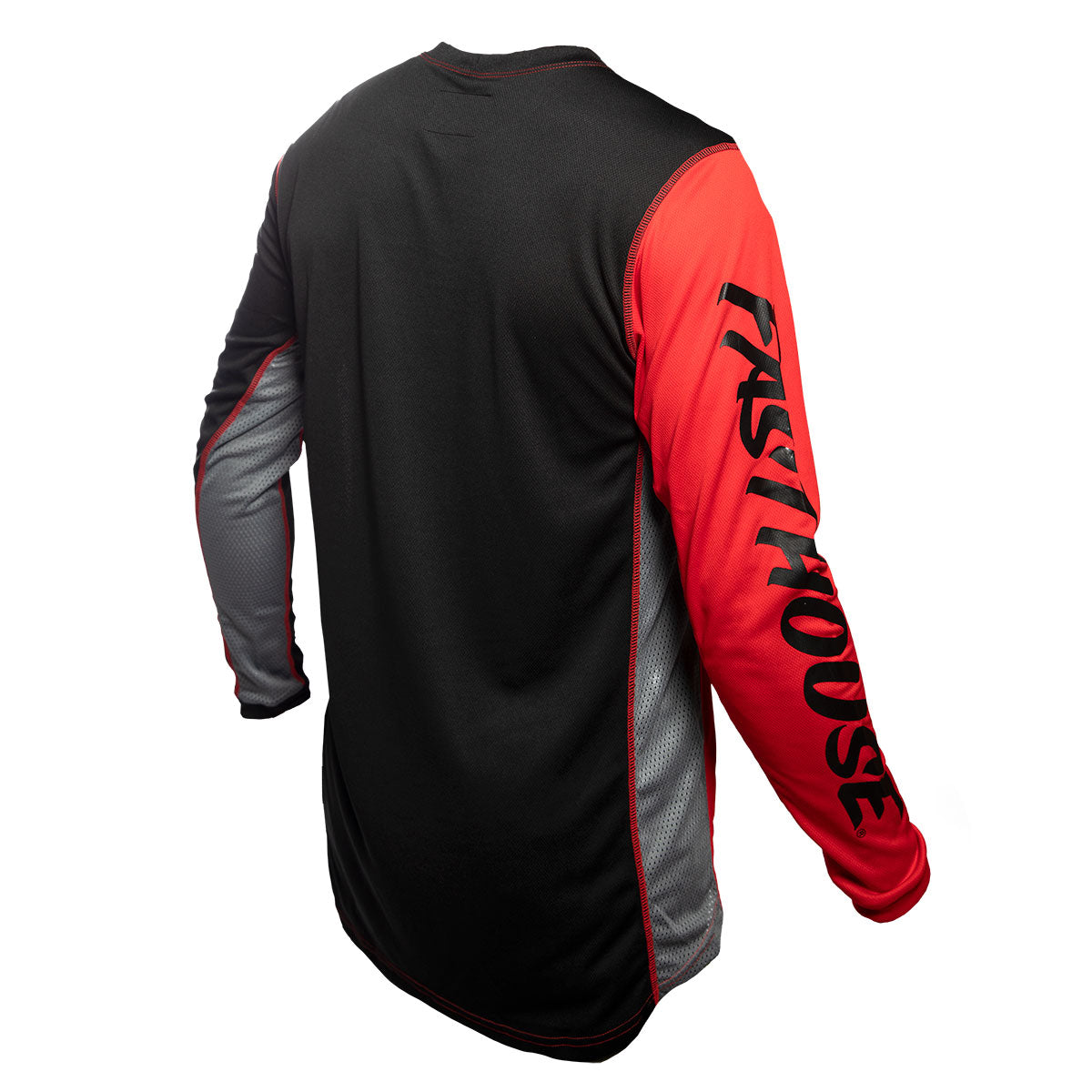 Rally Jersey - Red/Black