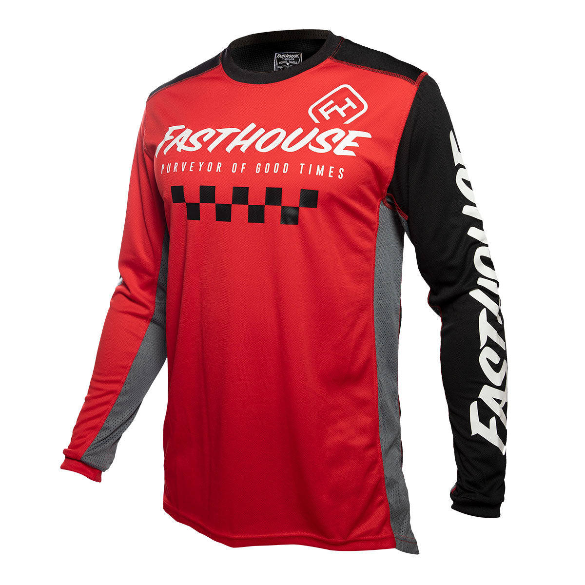 Fasthouse - Rally Jersey - Red/Black