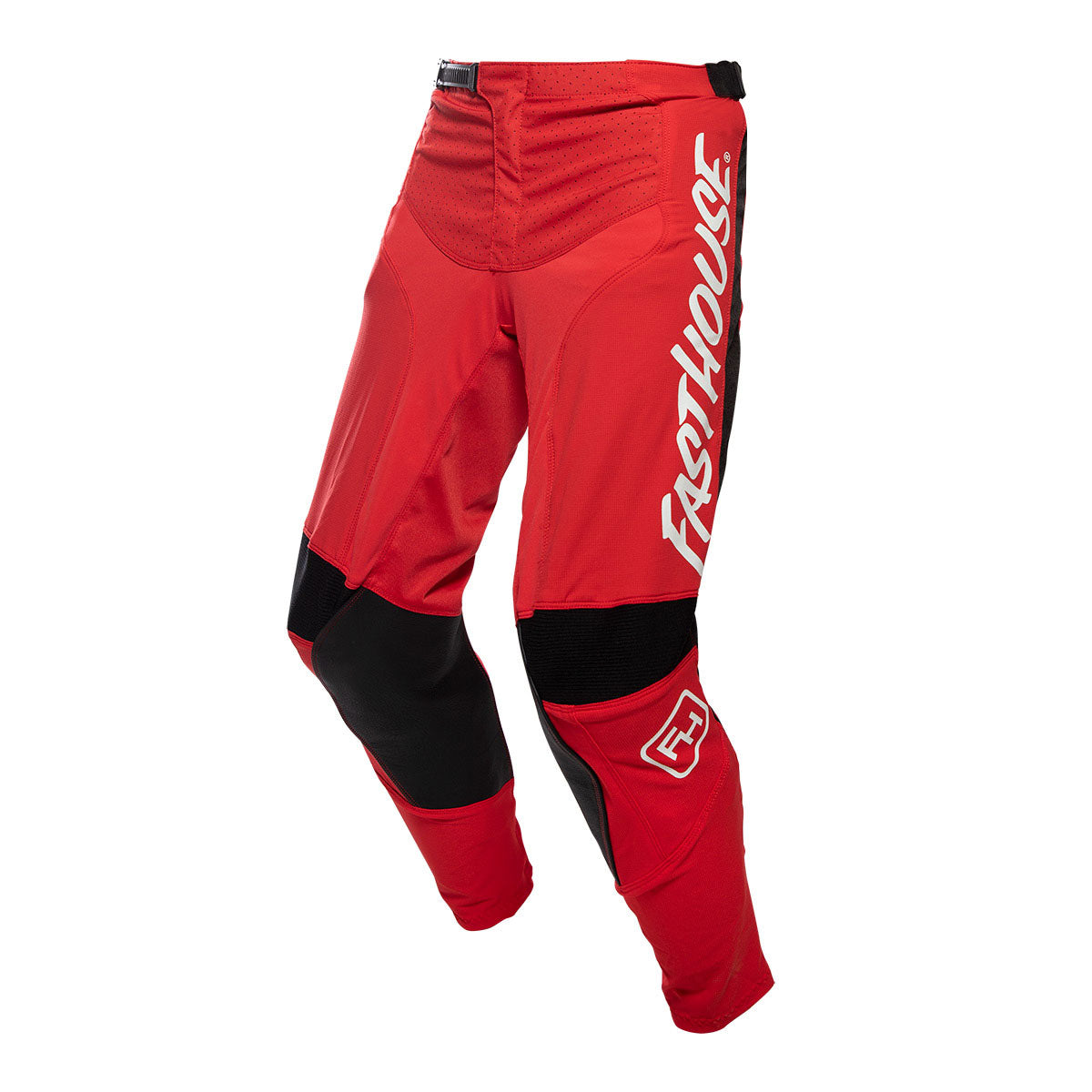 Fasthouse - Speed Style Raven Pant - Red/Black