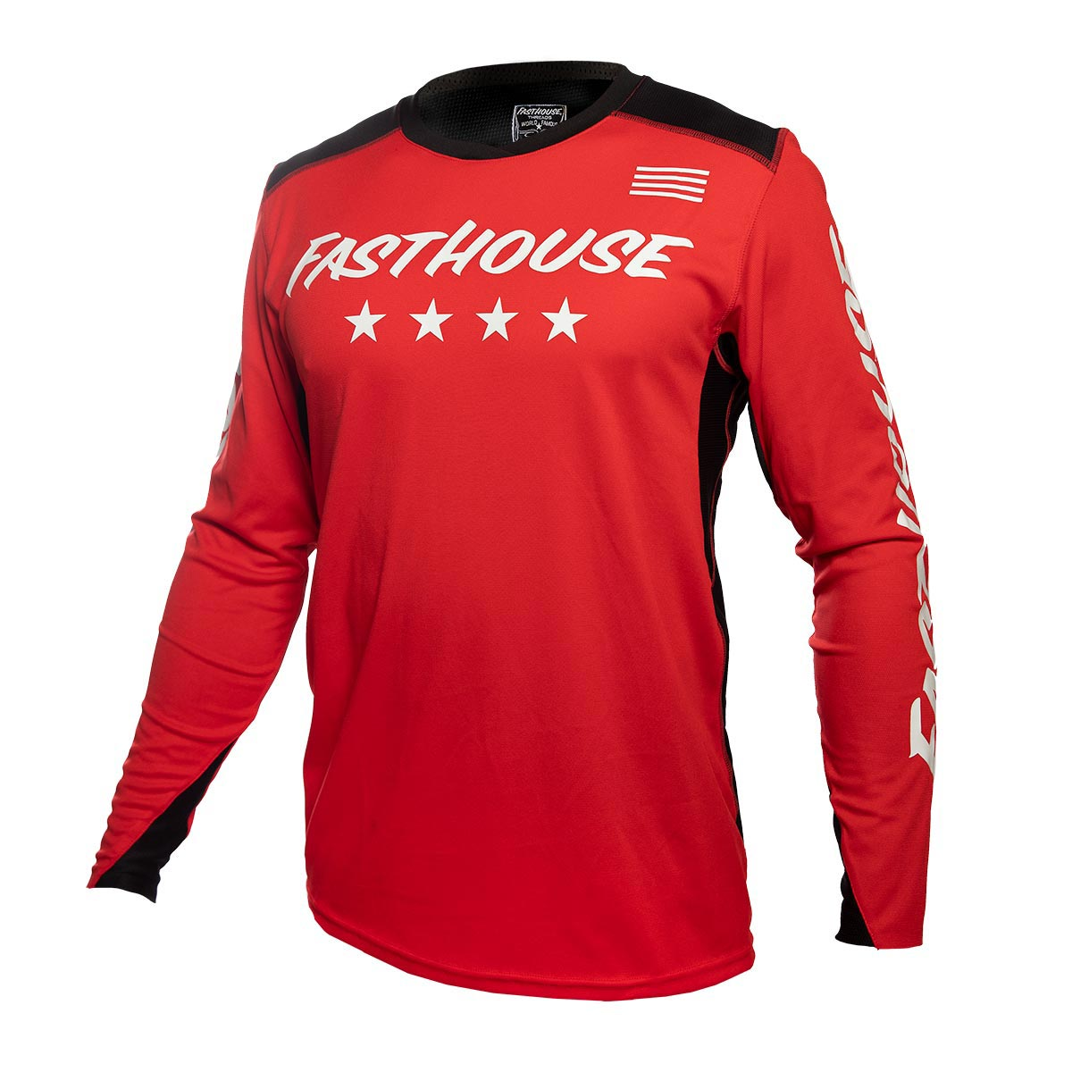 Fasthouse - Raven L1 Jersey - Red/Black