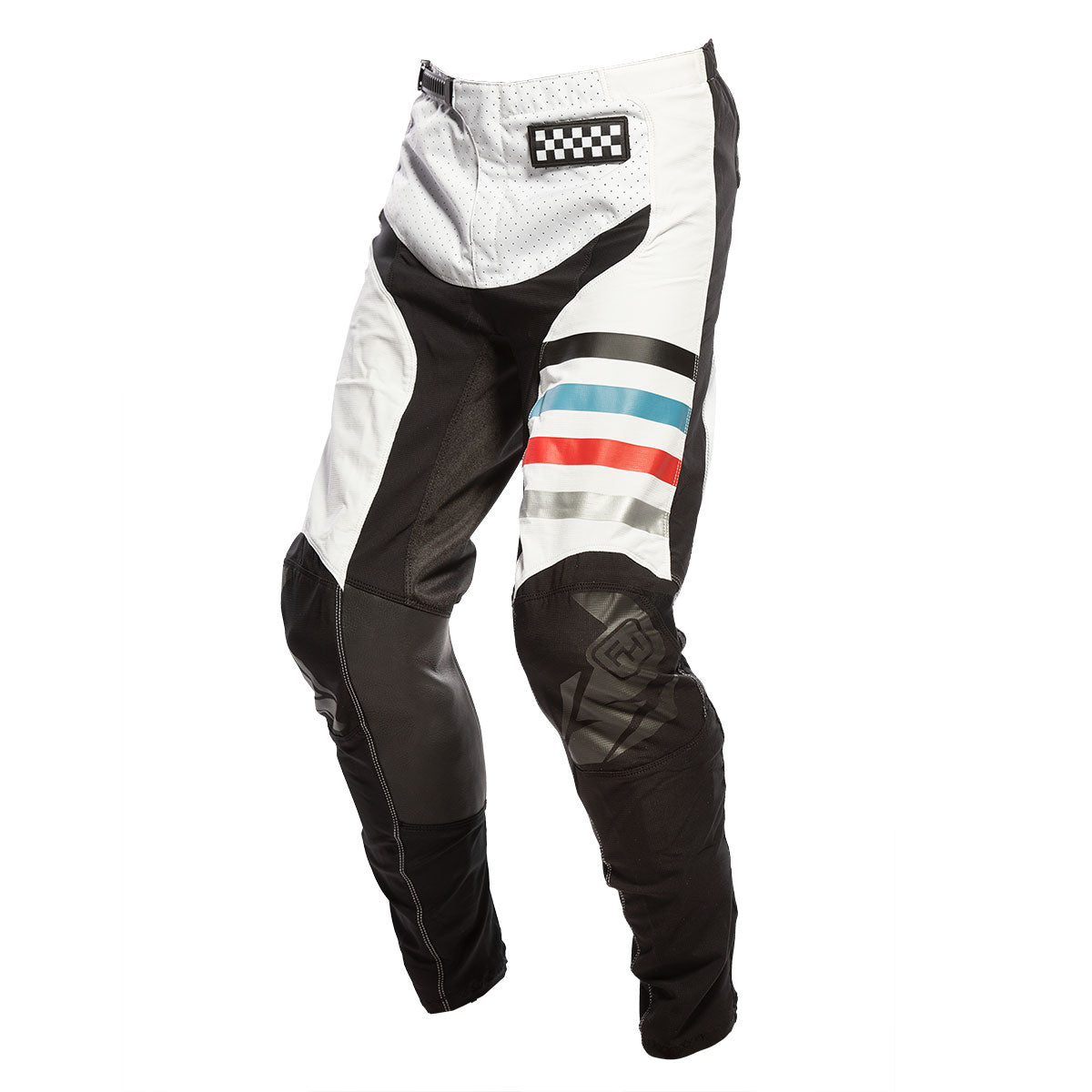 Raven 2.0 Pants - White/Black