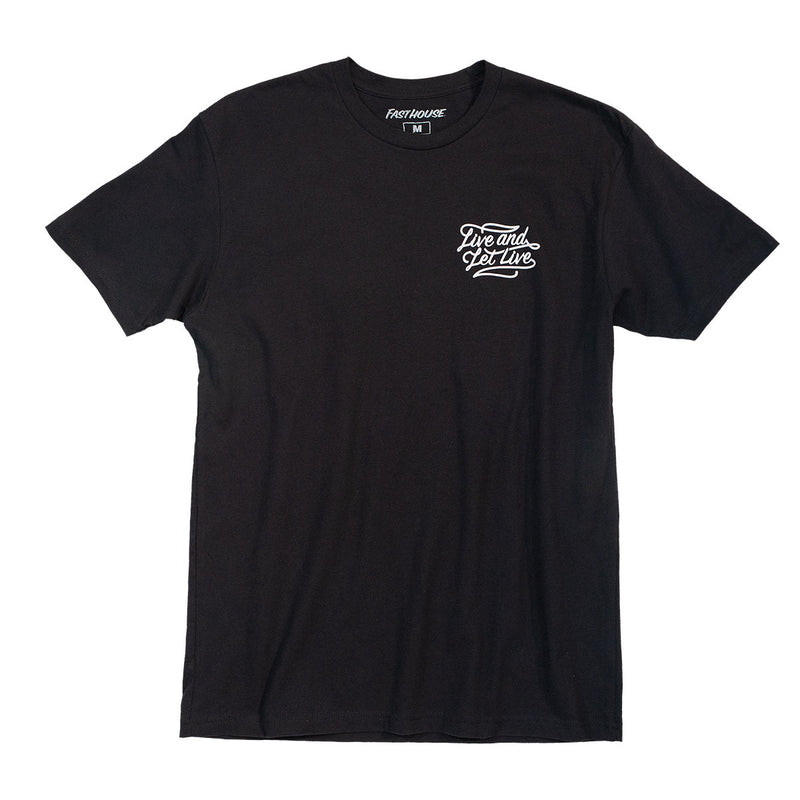 Rebel Tee - Black
