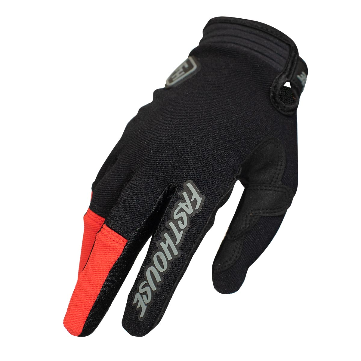 Speed Style Ridgeline Gloves - Black/Red