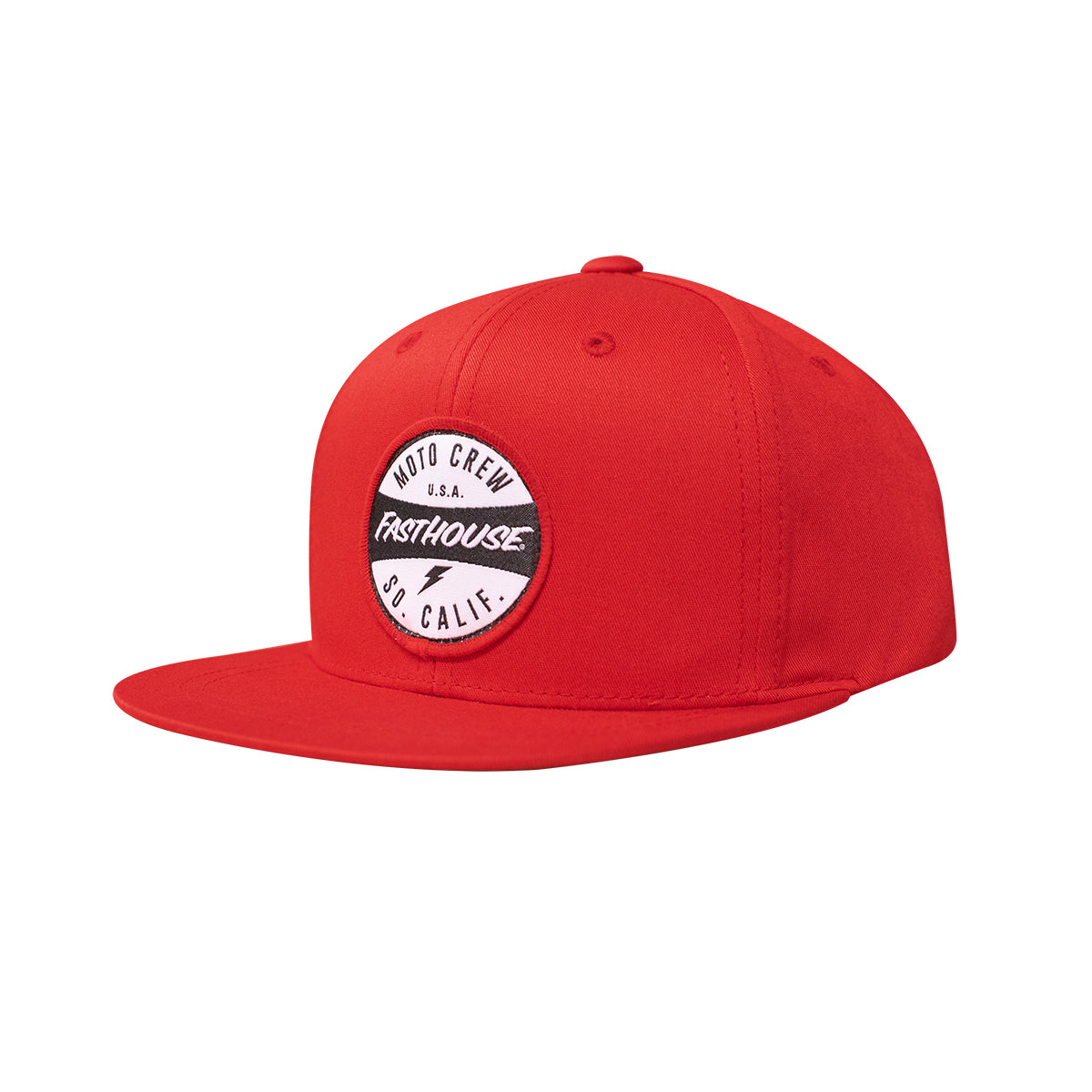 Fasthouse - So Cal Junior Hat - Red