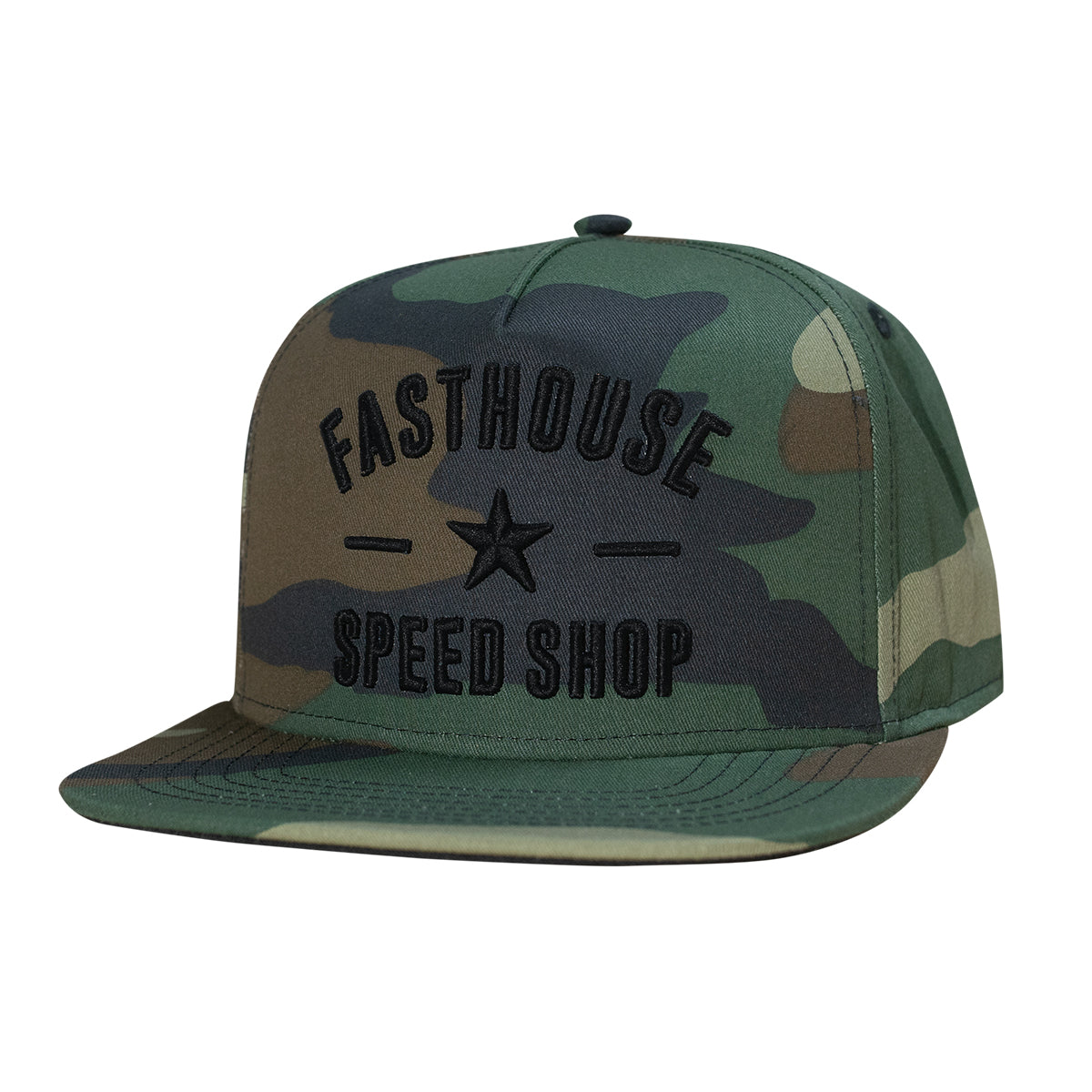 Fasthouse - Speed Star Hat - Camo