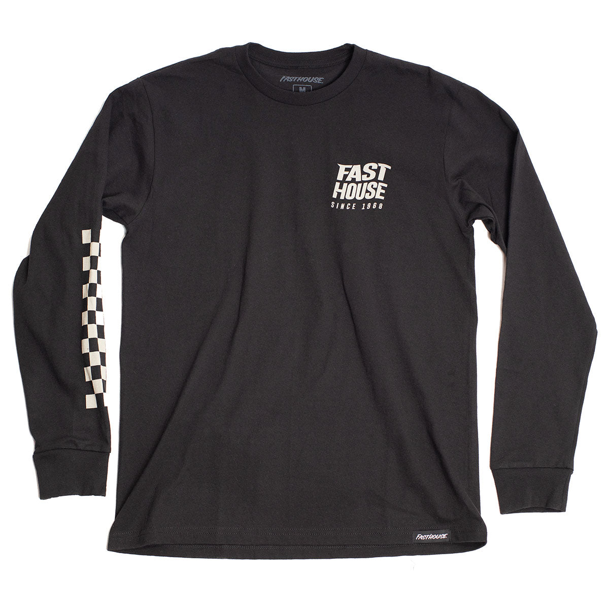 Surge Long Sleeve Tee - Black