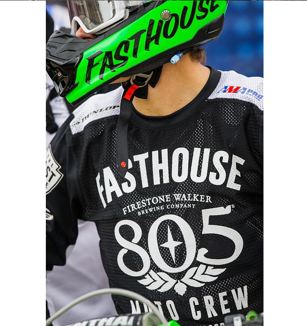 805 Air Cooled Jersey - Black
