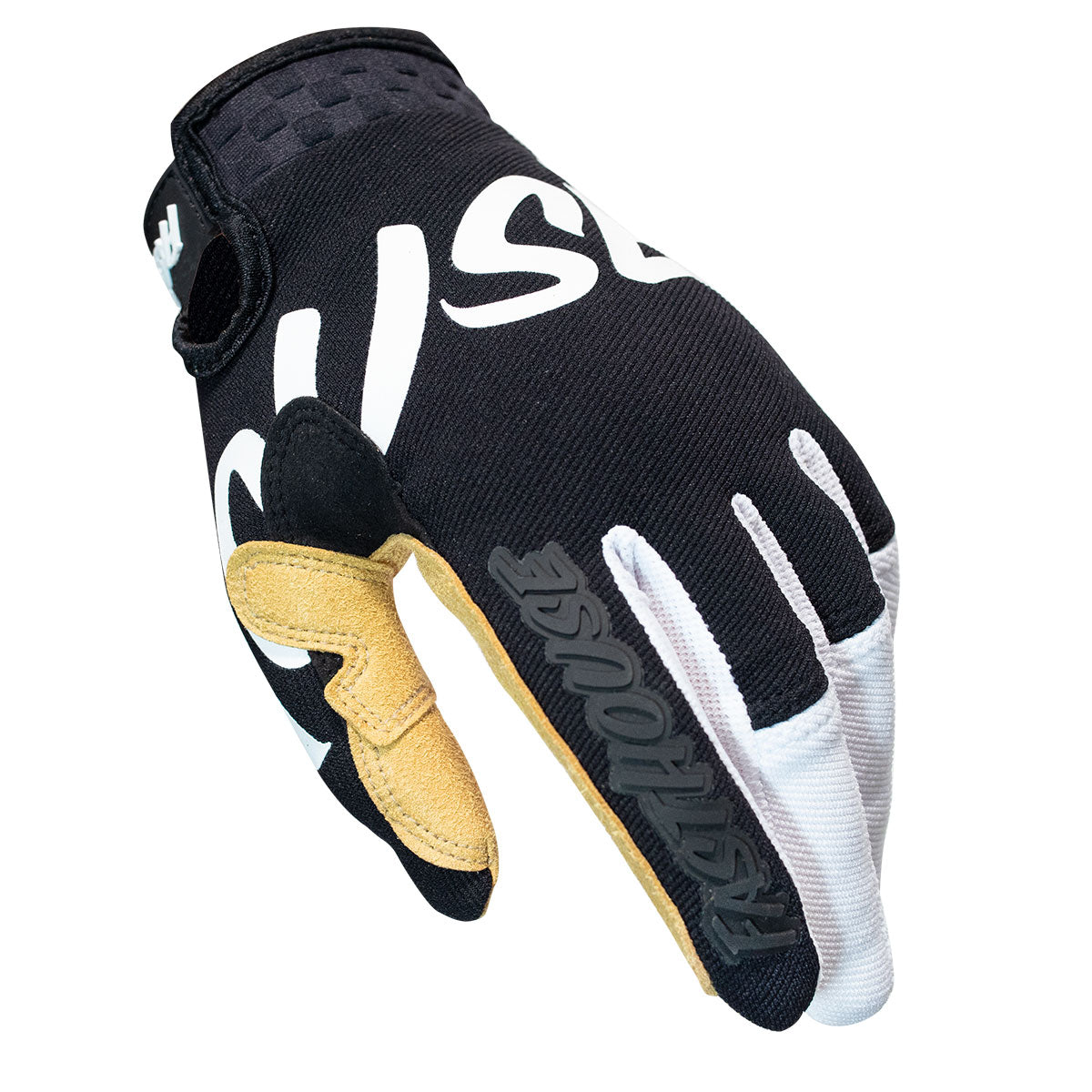 Sector Glove - Black/White
