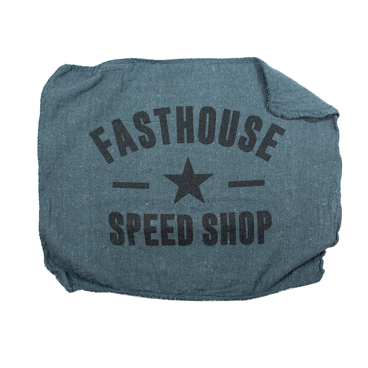 Fasthouse Shop Towel - Black