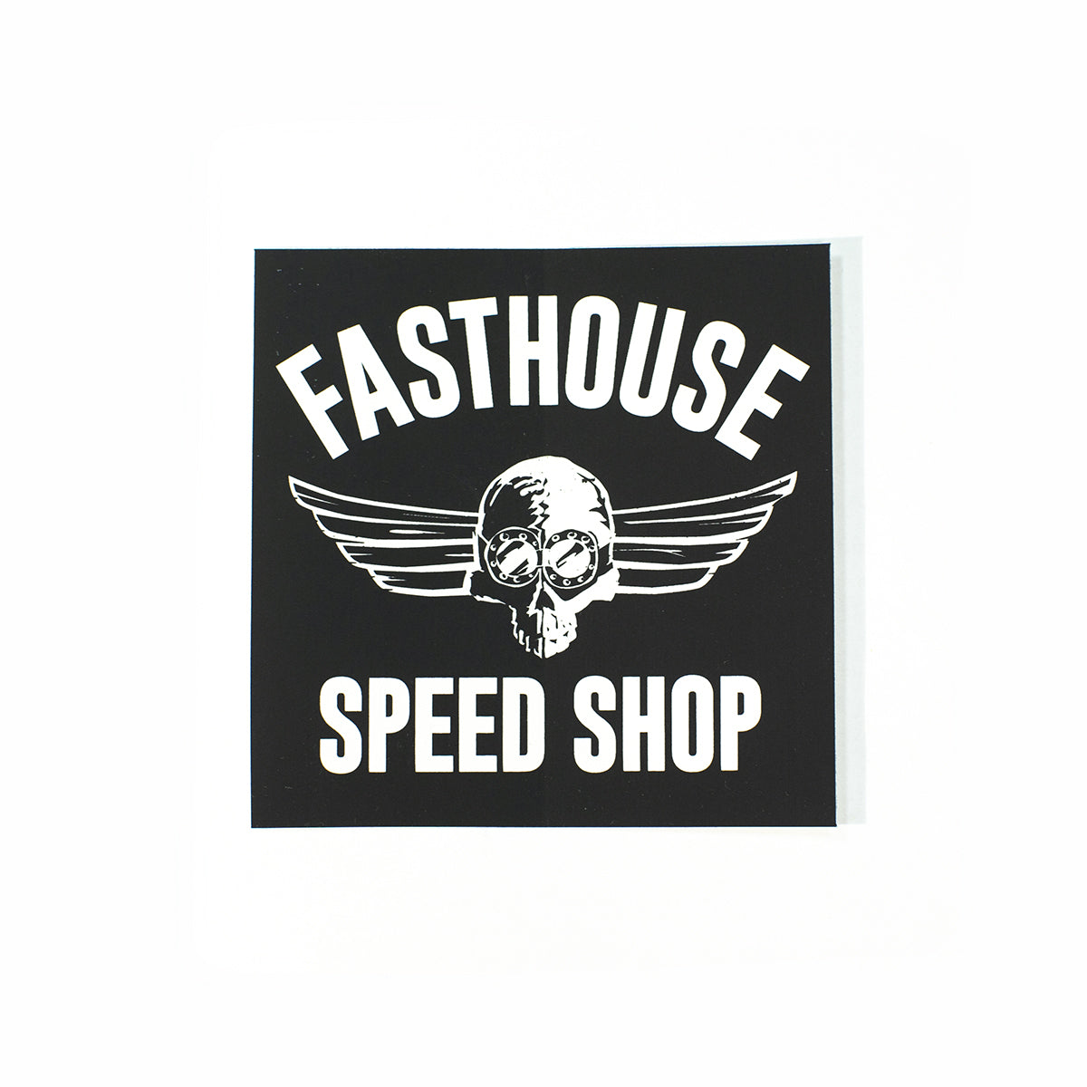 Fasthouse - Skull Sticker