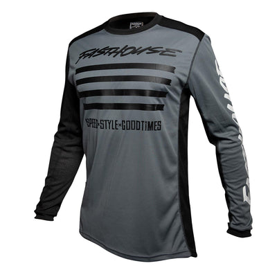 Fasthouse - Slash Jersey - Grey