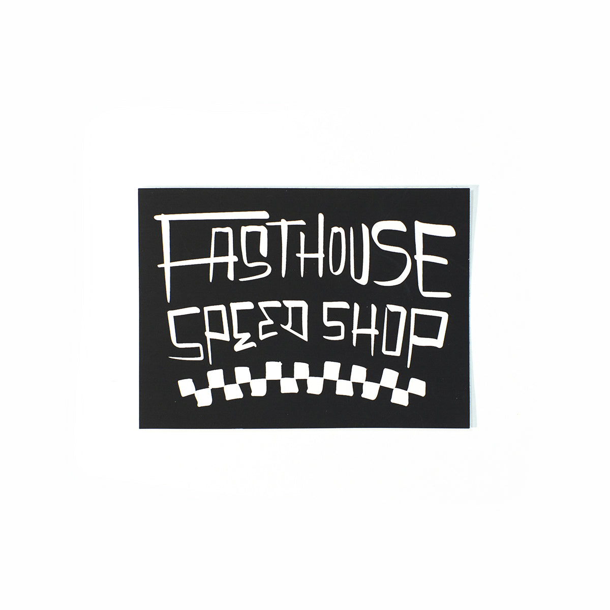 Fasthouse - Speed Shop Sticker