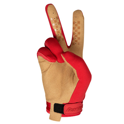 Fasthouse - Speed Style Solid Glove - Red