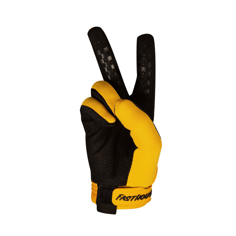 Fasthouse - Speed Style Solid Youth Glove - Yellow