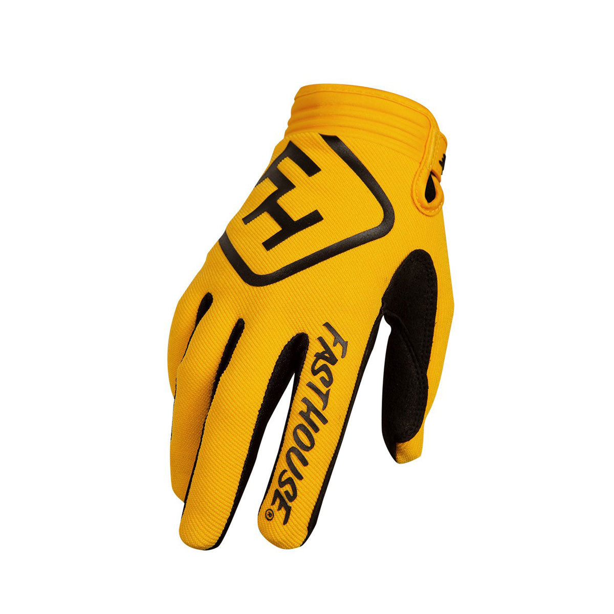 Speed Style Solid Youth Glove - Yellow