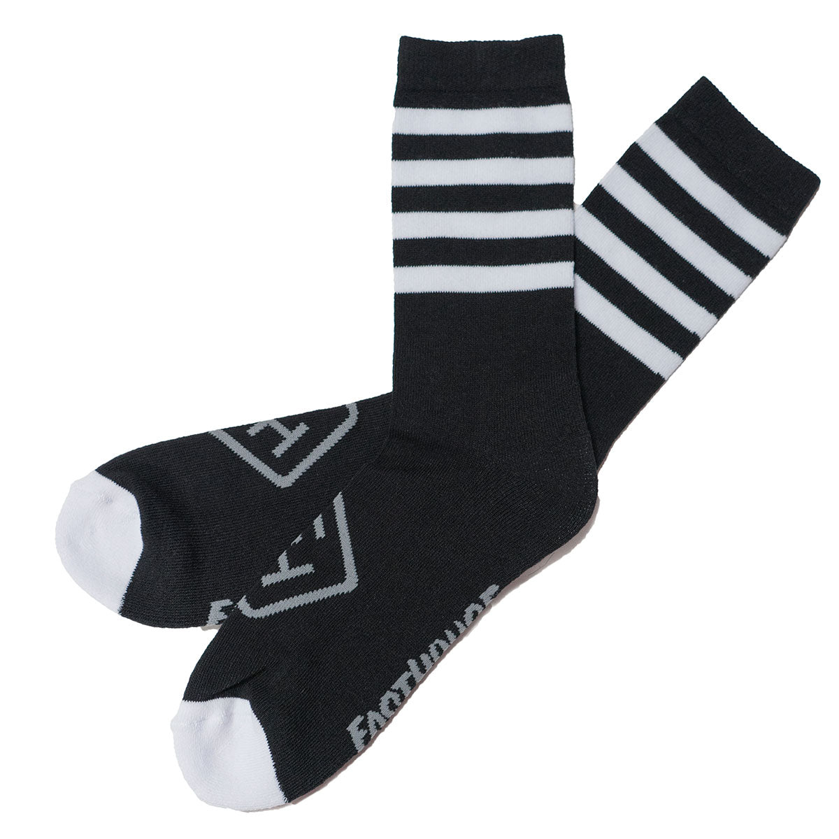 Fasthouse - Split Sock - Black