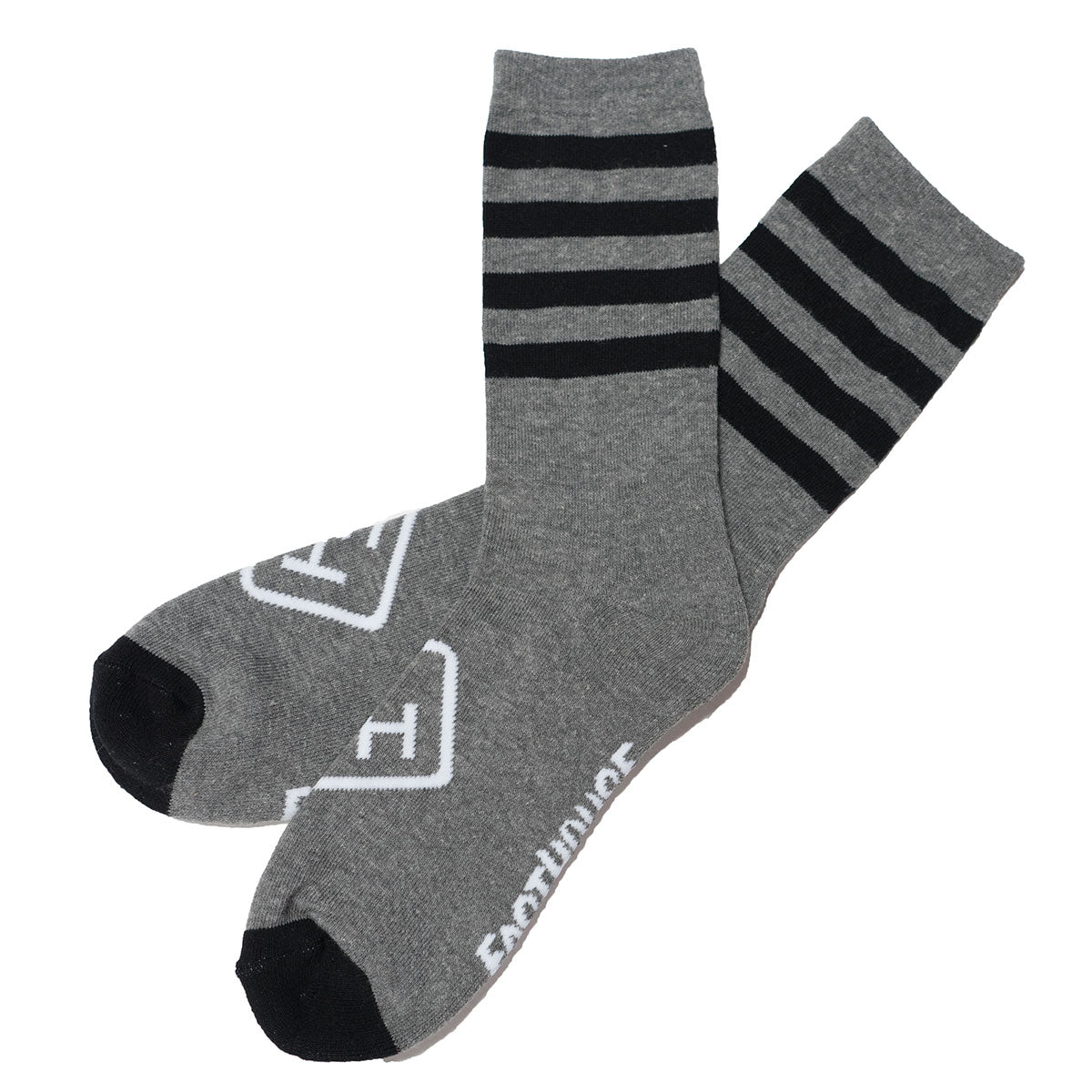 Fasthouse - Split Sock - Grey