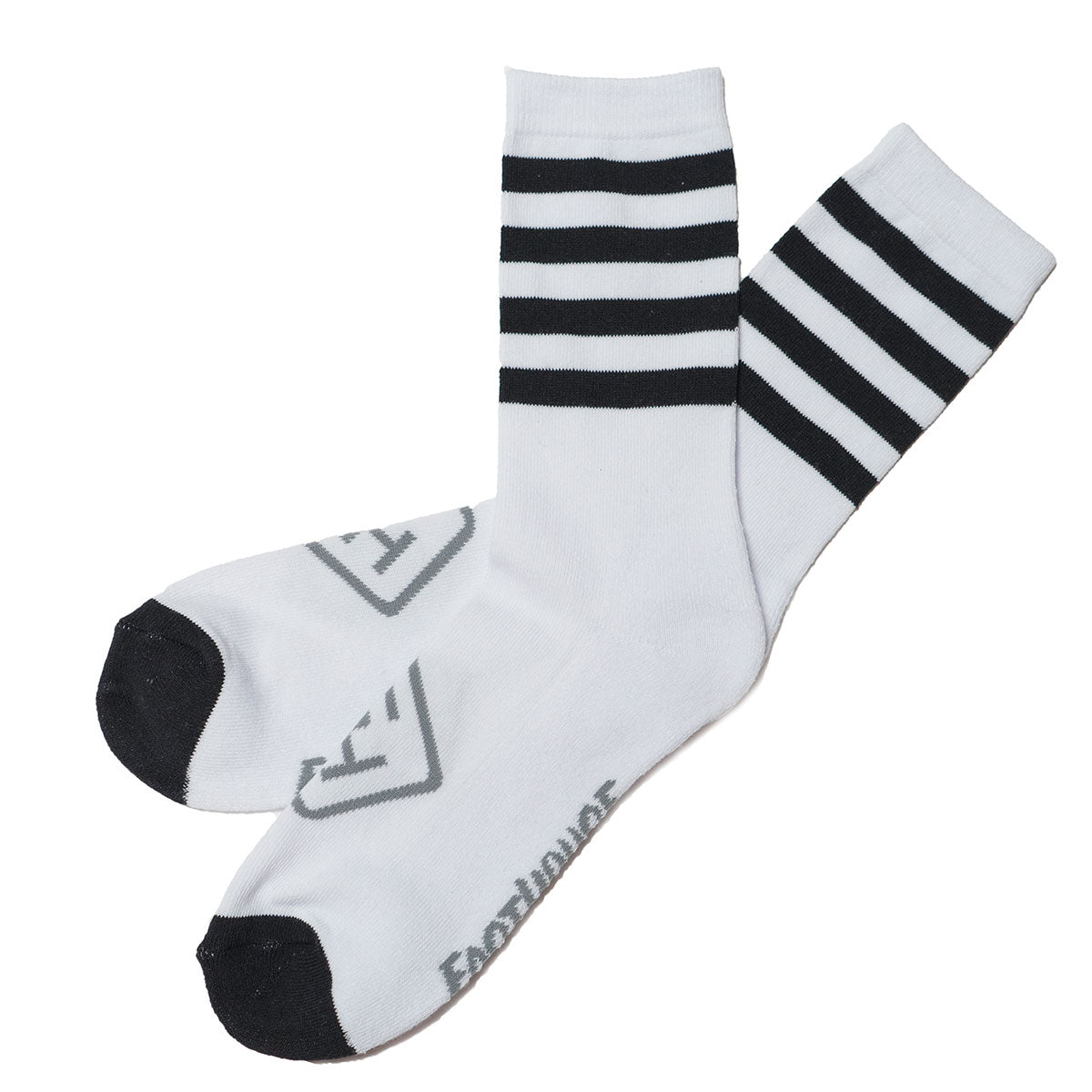 Fasthouse - Split Sock - White