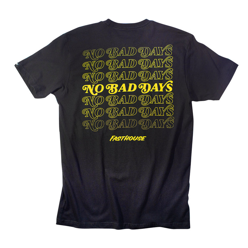 Fasthouse - Stanley Tee - Black