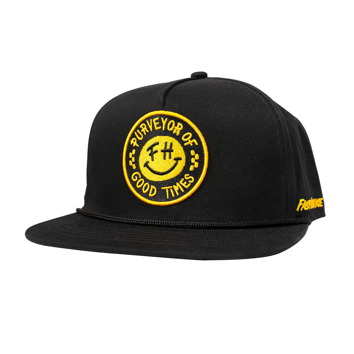 Fasthouse Stanley Hat - Black