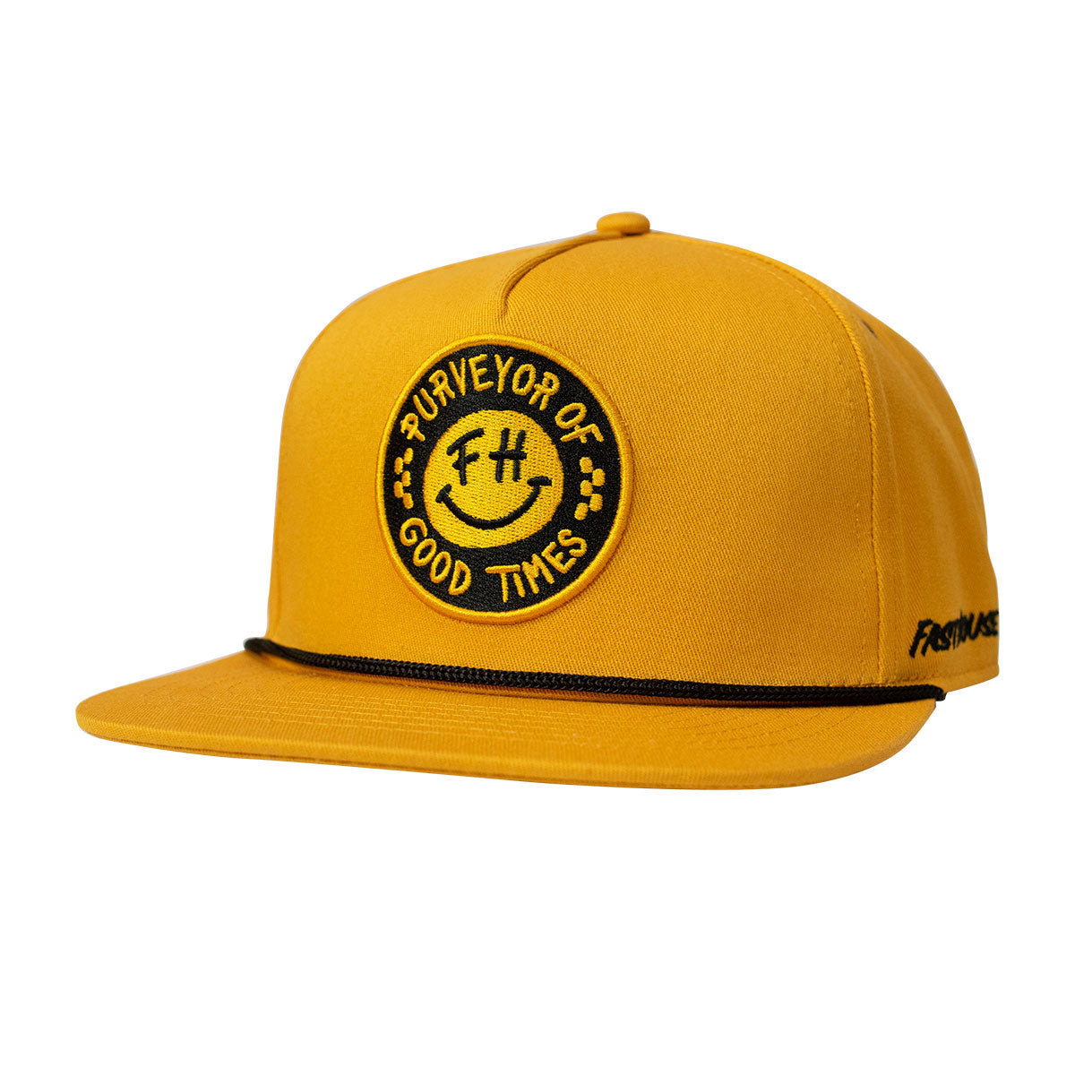 Fasthouse Stanley Hat - Gold