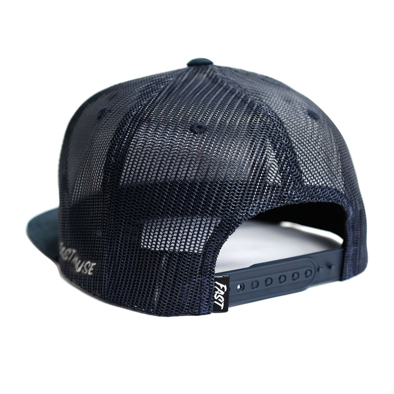 Station Hat - Dusty Blue