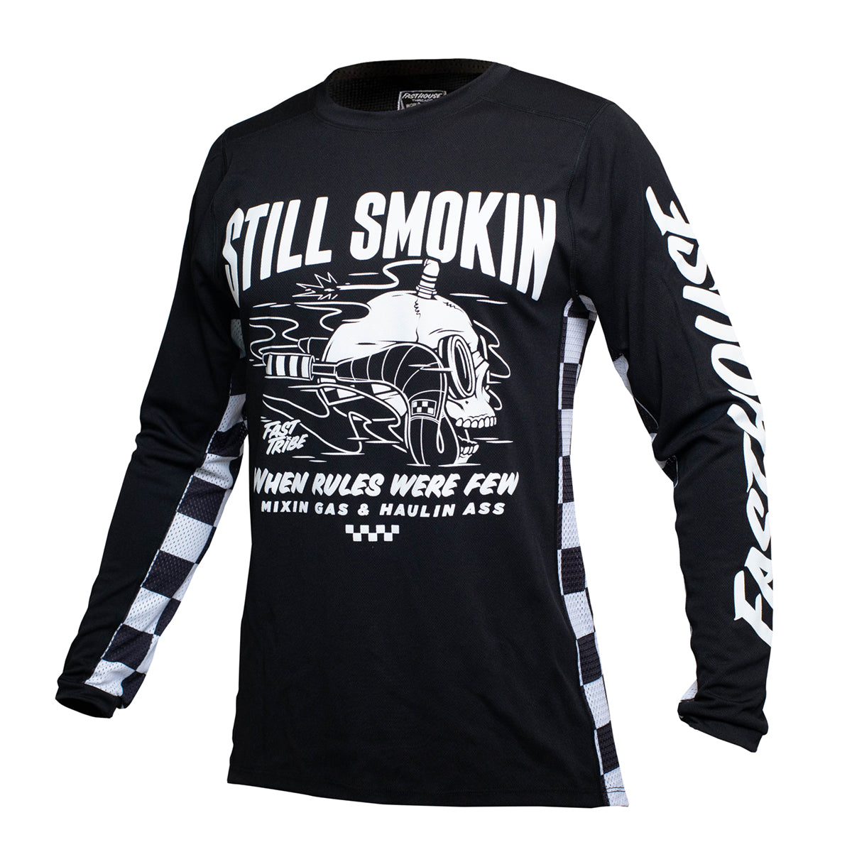 Still Smoking '20 Jersey - Black