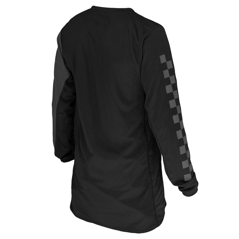 Fasthouse - Still Smokin Jersey '19 - Black Charcoal