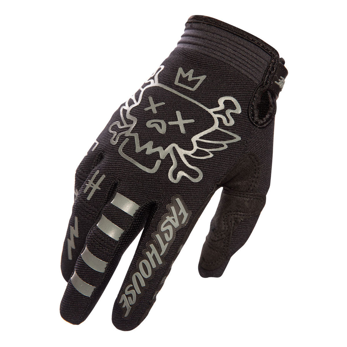 Speed Style Stomp Glove - Black