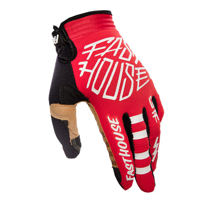Speed Style Stomp Glove - Red
