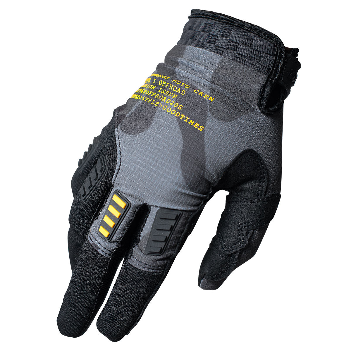 Strike Off-Road Glove - Camo/Black