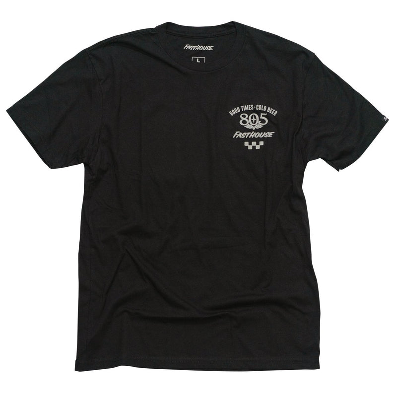Fasthouse - 805 Swag Wagon Tee - Black
