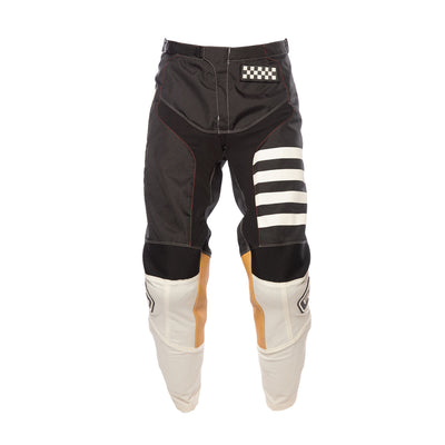 Grindhouse Bereman Youth Pant - Black/Cream