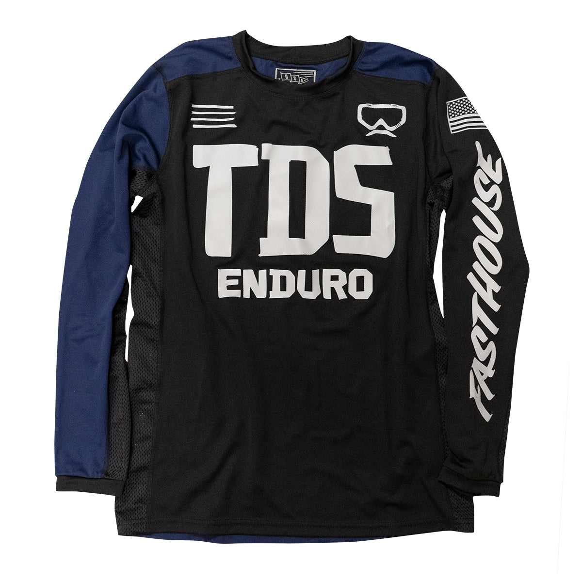Fasthouse - TDS Jersey - Black Navy