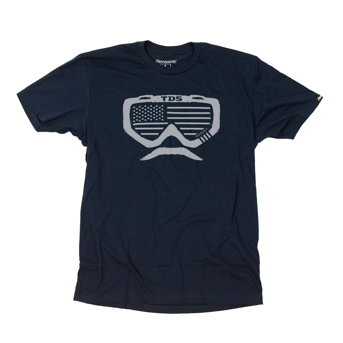 Fasthouse - TDS Tee - Navy