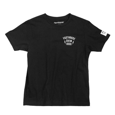 Team Boys Tee - Black