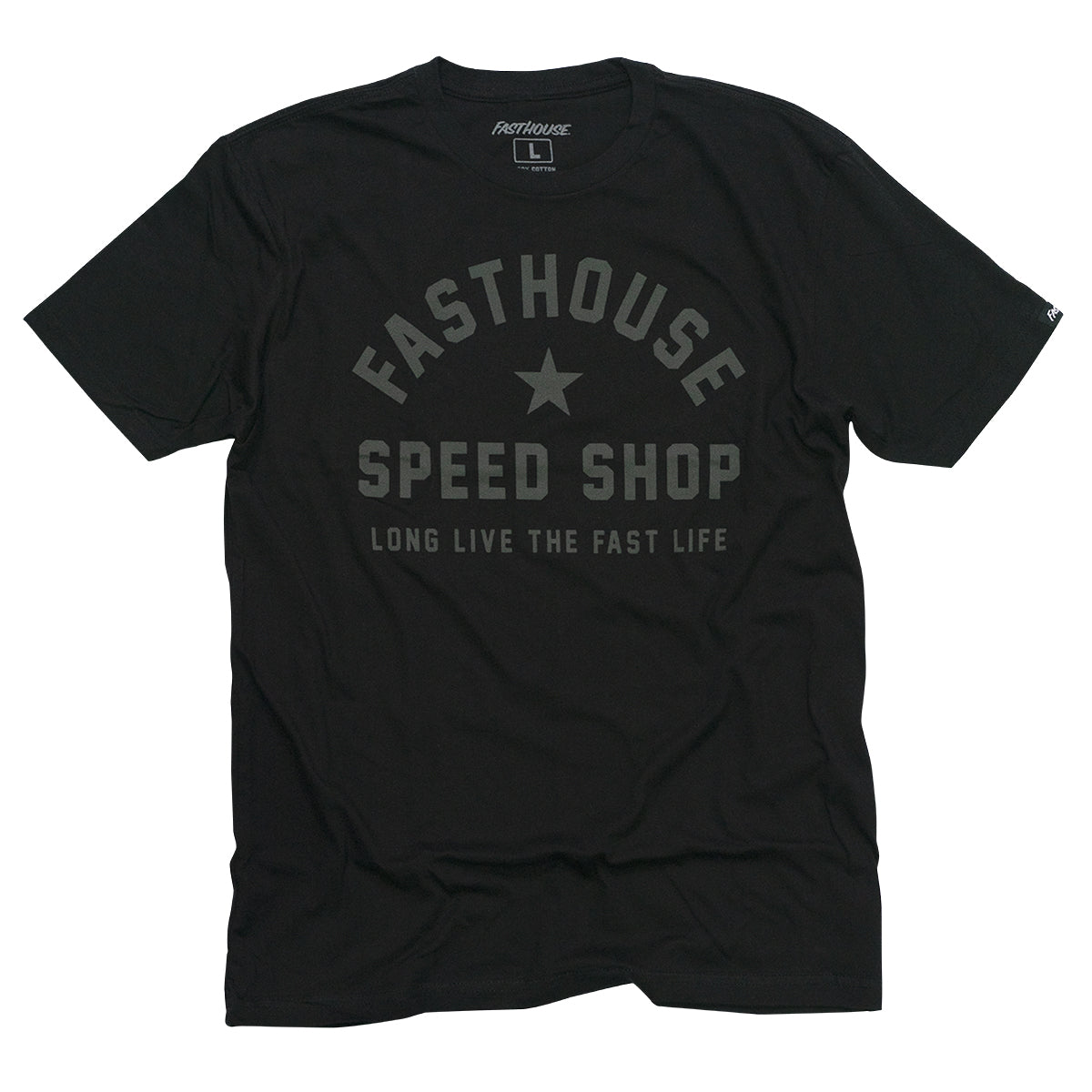 Fasthouse - Too Easy Tee - Black