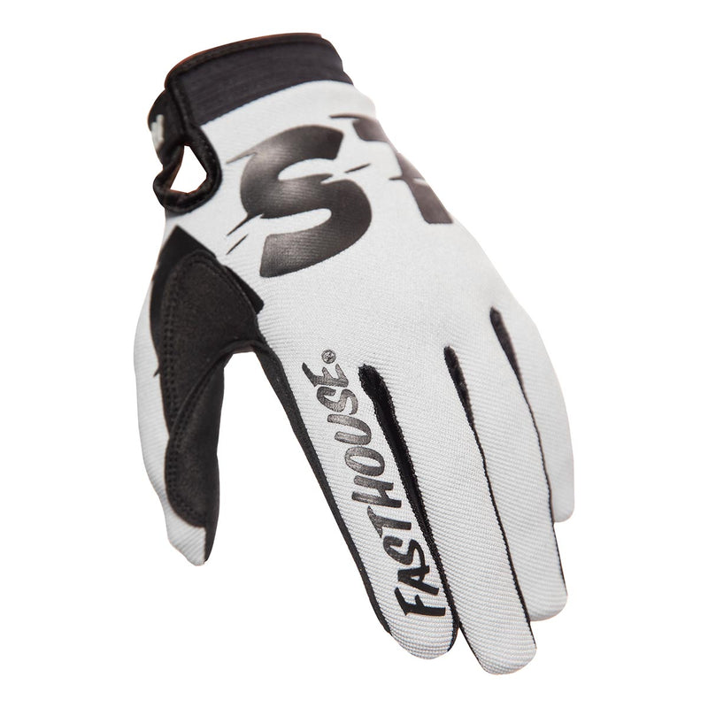 Fasthouse - Speed Style Turbo Glove - Silver